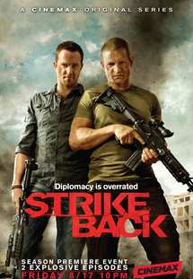 Strike Back: Season 2 (2011)
