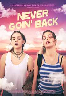 Never Going Back (2018)