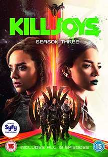 Killjoys - Season 3 (2017)