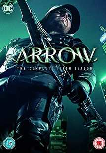 Arrow: Season 5 (2016)