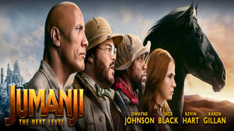 Jumanji The Next Level (2020)