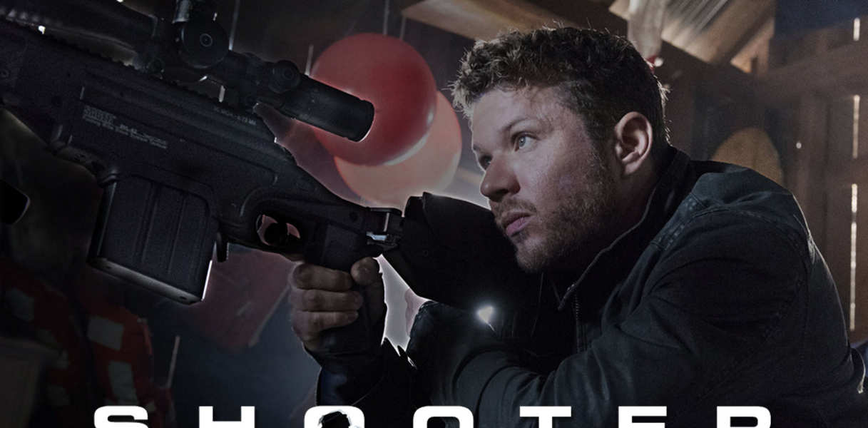 Shooter - Season 1 (2016)